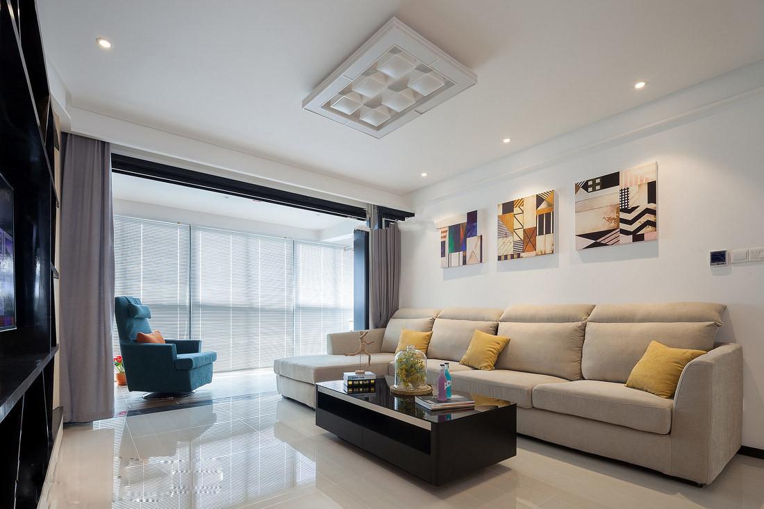 140平米的三居室装修效果图鉴赏